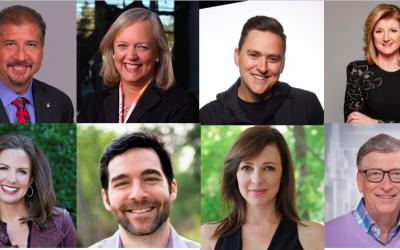 10 LinkedIn leadership profiles to follow